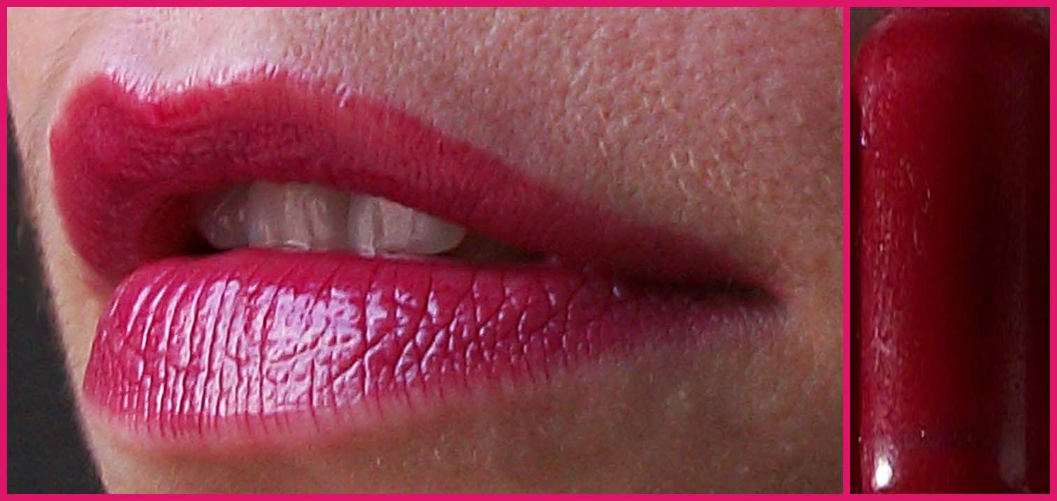 immagine lip gloss ciliegia fatto in casa homemade sfumaturemakeup & beauty