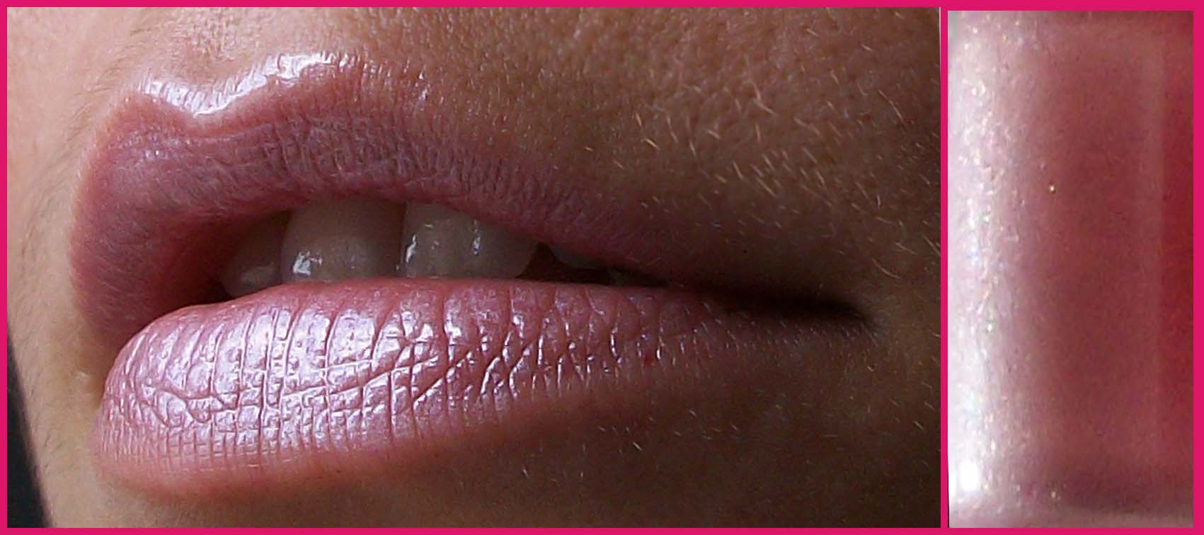 immagine lip gloss rosa confetto fatto in casa homemade sfumaturemakeup & beauty