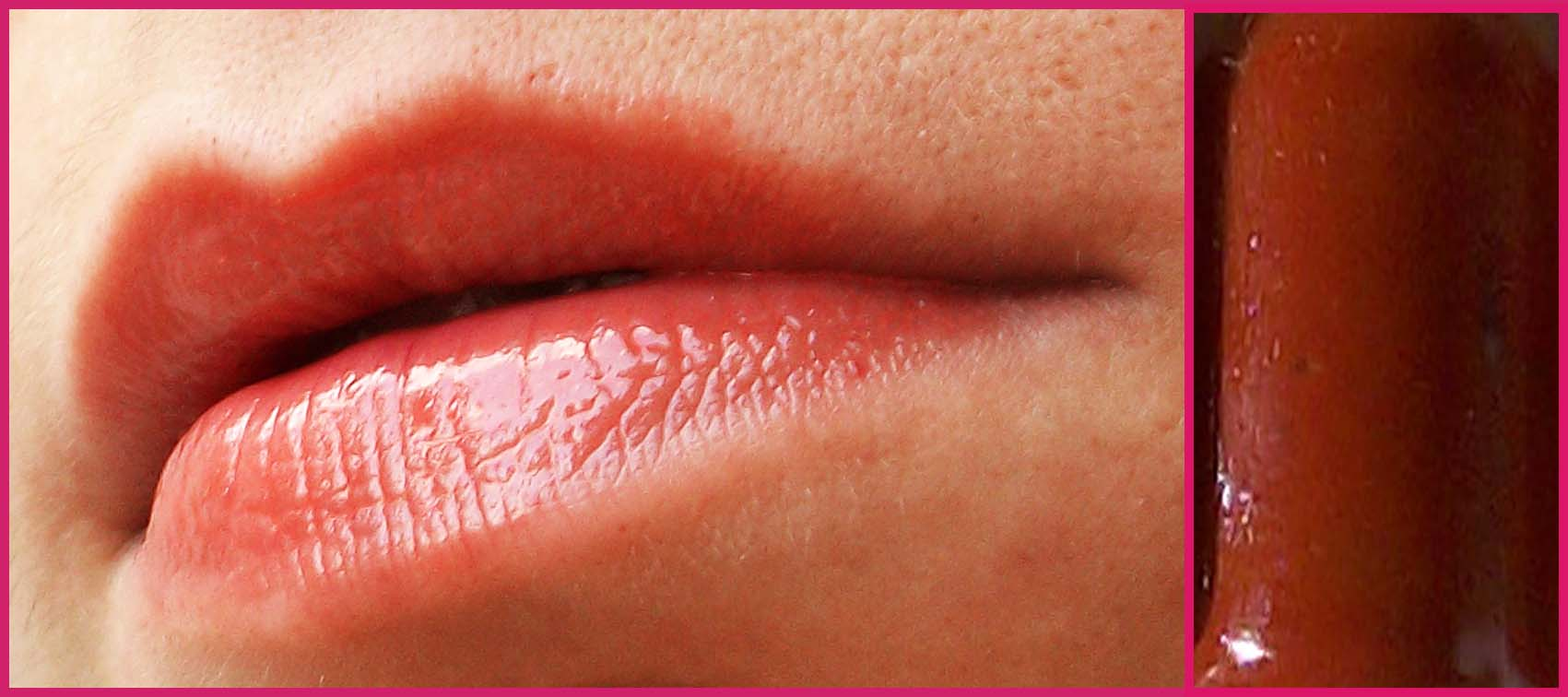 immagine lipgloss ruggine fatto in casa homemade sfumaturemakeup & beauty